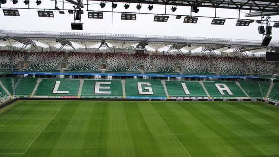 Legia Warszawa stadion