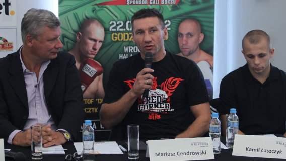 Mariusz Cendrowski