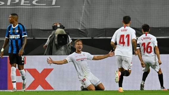 Sevilla - Inter Mediolan