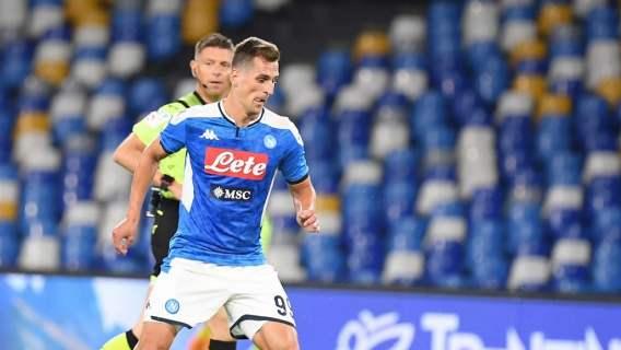 Nowy klub chce kupić Arkadiusza Milika. Juventus nie będzie zadowolony
