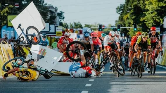 Sprawca tragicznego wypadku na Tour de Pologne zabrał głos. Jego słowa łamią serce