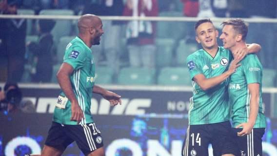 Transfery Legia Karbownik