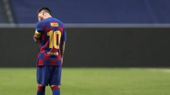 Transfery Leo Messi