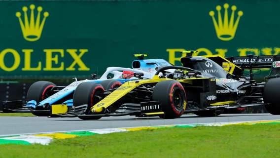Williams F1