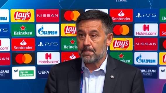 Nieoficjalnie: prezydent Barcelony podał się do dymisji. Ugiął się pod presją ze strony Messiego
