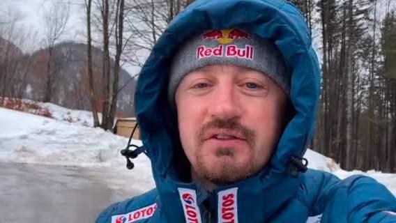 Adam Małysz Tomasz Pilch