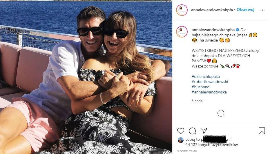 Anna Lewandowska Instagram