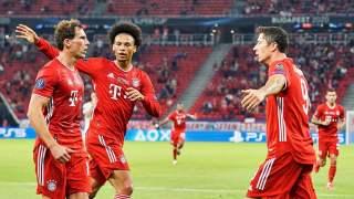 Bayern Monachium - Sevilla