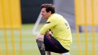 Lionel Messi Enrique