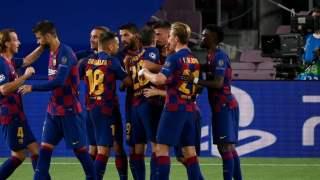 FC Barcelona Koeman