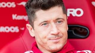 Robert Lewandowski Bayern Monachium