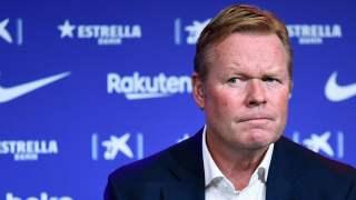 Ronald Koeman - trener FC Barcelony