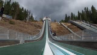 Skocznia narciarska w Norwegii