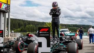 Team F1 Mercedes
