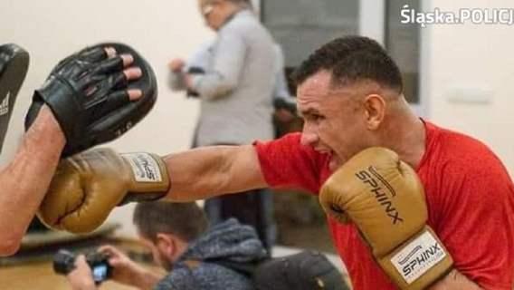 Adam Grabiec - boks