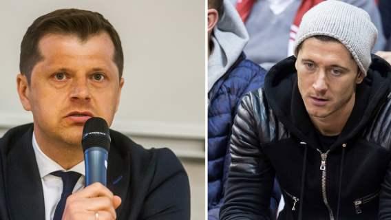 Kucharski pozwał Roberta Lewandowskiego. Niemieckie media podają, że ma zapłacić horrendalną kwotę. Mamy odpowiedź piłkarza