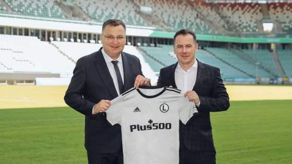Legia Warszawa Czesław Michniewicz trener