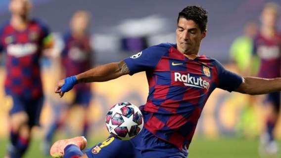 Nagły zwrot ws. transferu Luisa Suareza. To szansa dla Arkadiusza Milika
