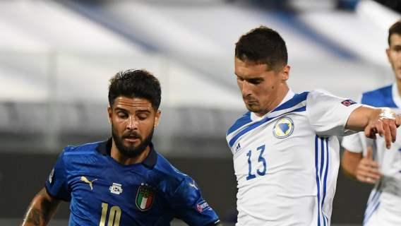 Włochy - Bośnia i Hercegowina