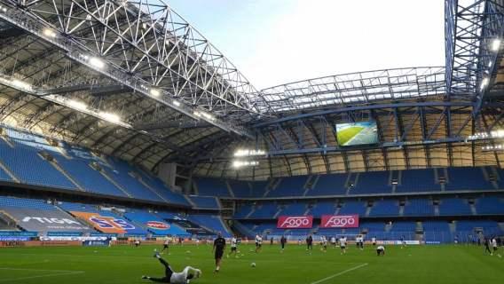 Lech Poznań - stadion