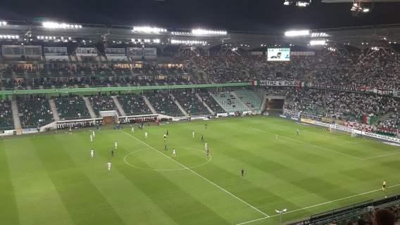 Kompromitacja Legii na własnym stadionie. Po przerwie było już 0:3, Vuković może zostać zwolniony