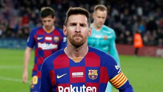 Ojciec Messiego wydał specjalne oświadczenie. Spór z FC Barceloną zaostrza się