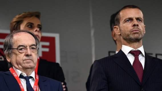 Koronawirus UEFA