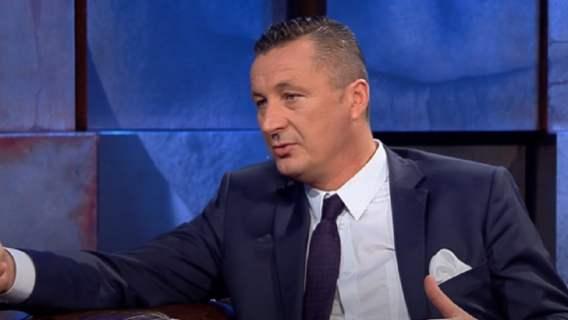 Tomasz Hajto TVN