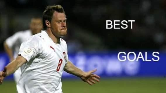 Jacek Krzynówek ● Polish Hero ● Best Goals