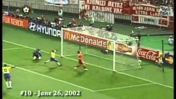Ronaldo - All 15 World Cup Goals