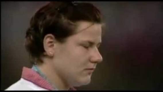 Kamila Skolimowska - IO Sydney 2000