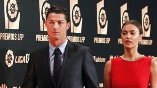 Cristiano Ronaldo z Iriną Shayk