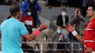 Novaj Djokovic i Rafael Nadal