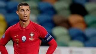 Cristiano Ronaldo złodziej