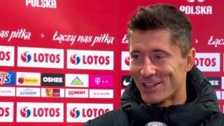 Robert Lewandowski gole