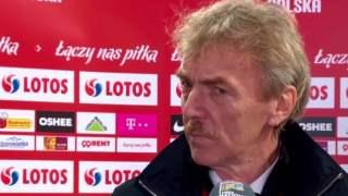 Zbigniew Boniek wpadka