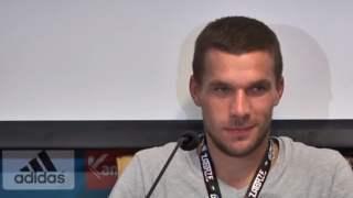 Lukas Podolski Górnik