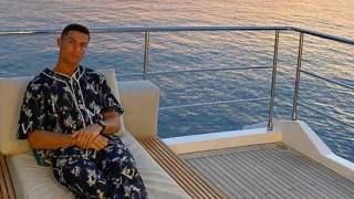 Cristiano Ronaldo fryzura