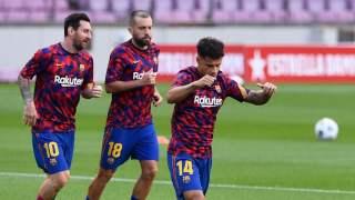 FC Barcelona kontuzja