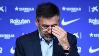 Barcelona prezydent