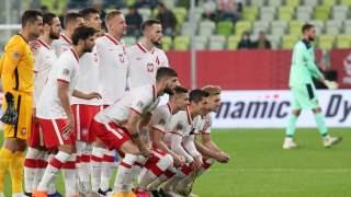 Reprezentacja Polski w meczu z Włochami