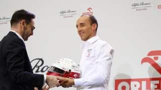 Robert Kubica rodzina tata Formuła 1