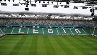 Stadion Legii Warszawa Ekstraklasa