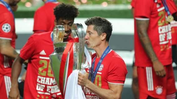 Bayern Monachium Liga Mistrzów