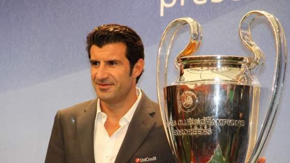 Luis Figo - legenda Realu Madryt i reprezentacji Portugalii. Pamiętacie jego grę?
