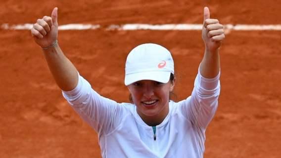 Iga Świątek z historycznym tryumfem. Wygrała French Open, Polka zdominowała, nie dała rywalce żadnych szans