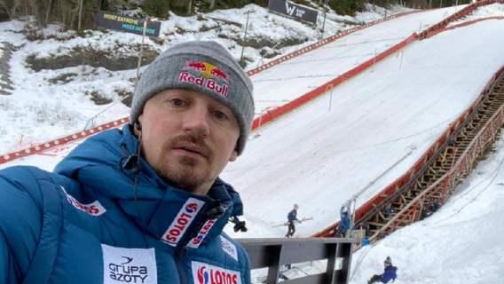 Adam Małysz ostro o pandemii i skokach narciarskich.