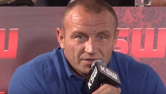 Mariusz Pudzianowski wygadał się przed tysiącami Polaków. Jest w związku, wszystko ogłosił w sieci