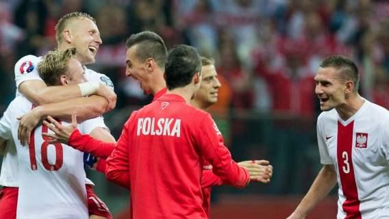 Polska - Niemcy Sebastian Mila Arkadiusz Milik