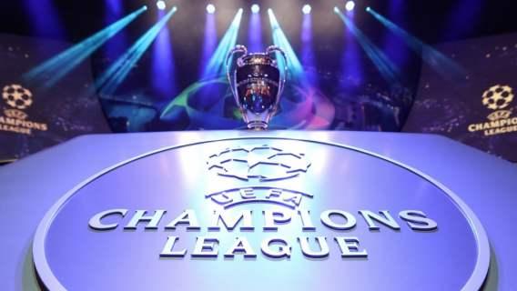 Liga Mistrzów losowanie